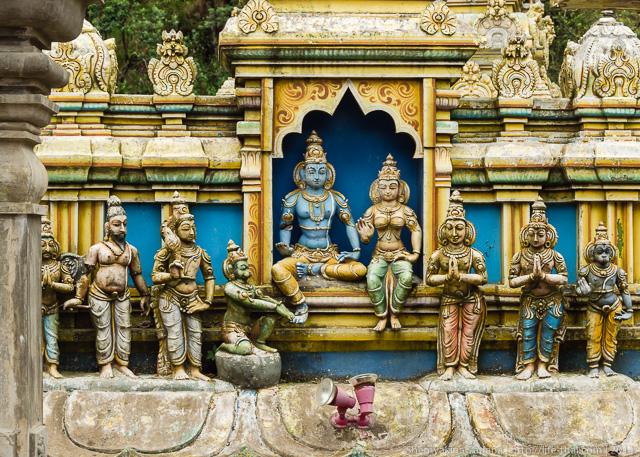 Хинду-храм, Шри Ланка