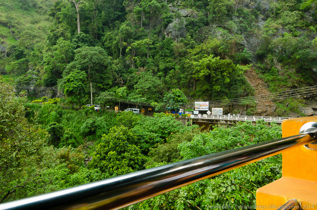 Rawana Falls, Шри Ланка