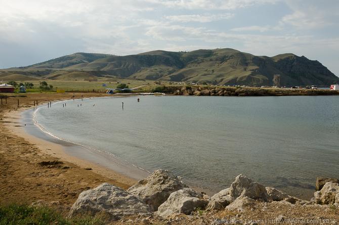 Меганом, Крым