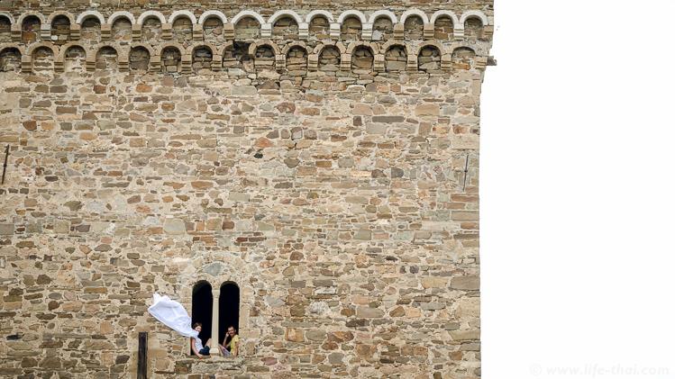 Судак, девичья башня, фото