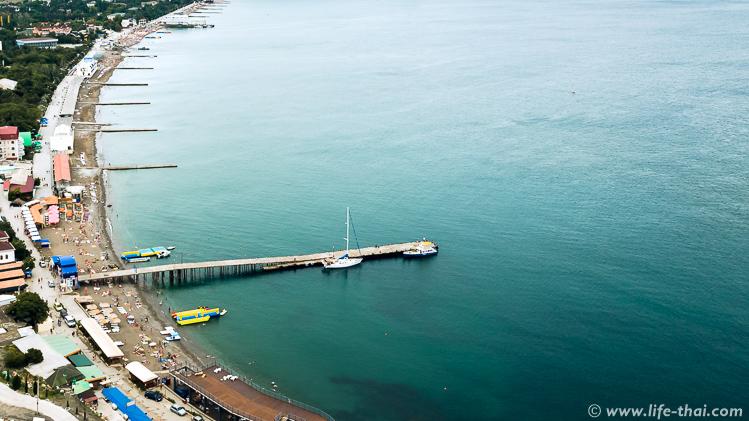 Судак, море, фото