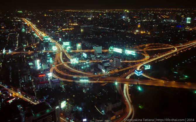 Бангкок, Байок Скай
