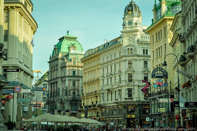 Транспортная система Австрии