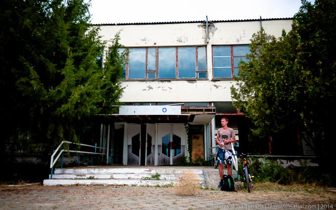 Аэропорт Керчь, Крым
