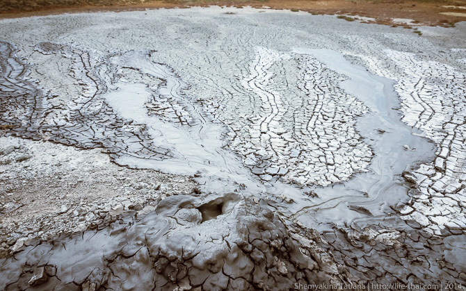 Грязевые вулканы, Керчь
