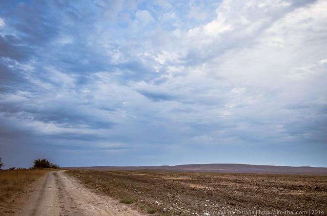 Зака, Керченский полуостров