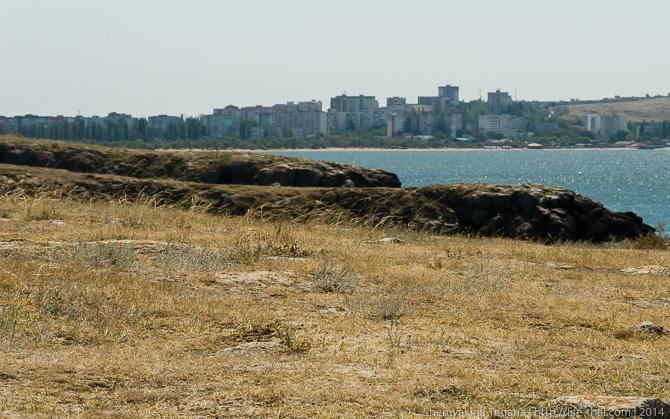 Щёлкино, Крым
