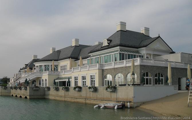Фонтана, Австрия