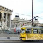 Транспортная система Австрии. Метро Вены