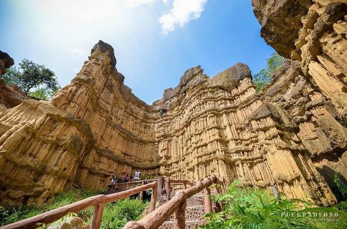 Национальный парк Таиланада Мэ Ванг