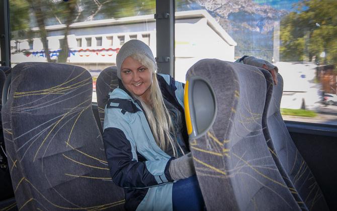 Автобус, Австрия
