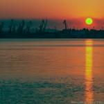 Семь закатов в Керчи