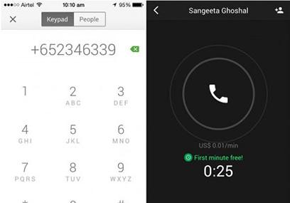 Google Hangouts бесплатные звонки