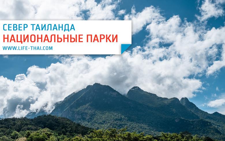 Национальные парки на севере Таиланда и рядом с Чиангмаем