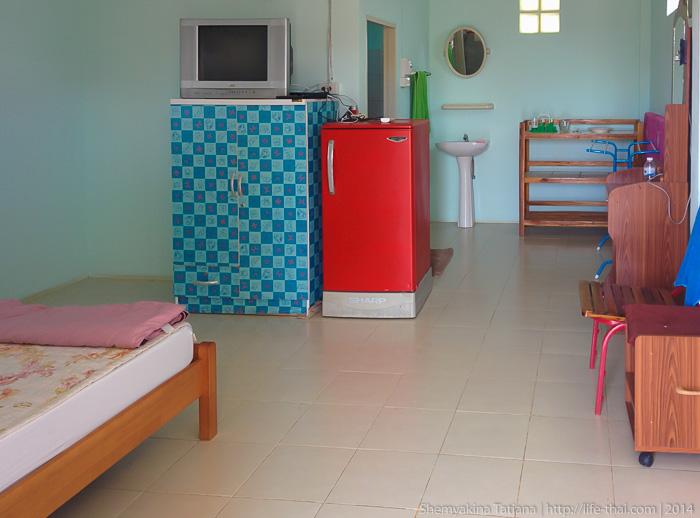Дом в Канчанабури