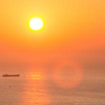 Керченский пролив, рассвет