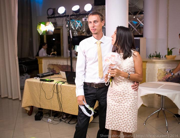 Мы на свадьбе друзей в Керчи