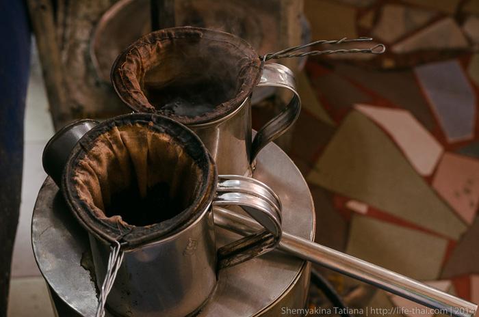 Лаосский кофе. Вкусный!