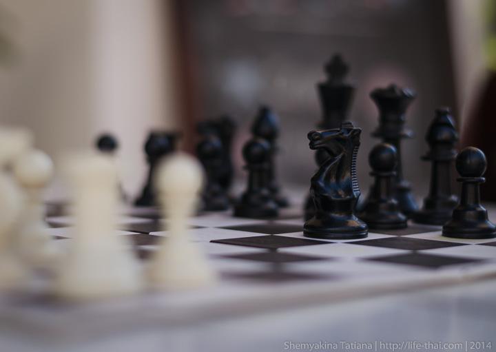 Шахматная доска, Лаос