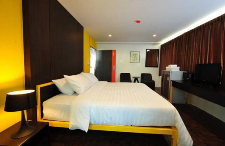 Бюджетный хостел в Бангкоке