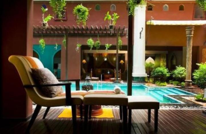 Недорогой отель в Бангкоке