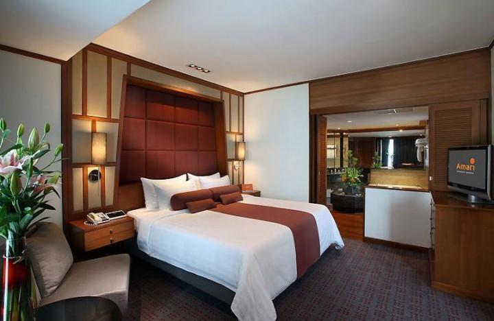 Luxury отель в Бангкоке