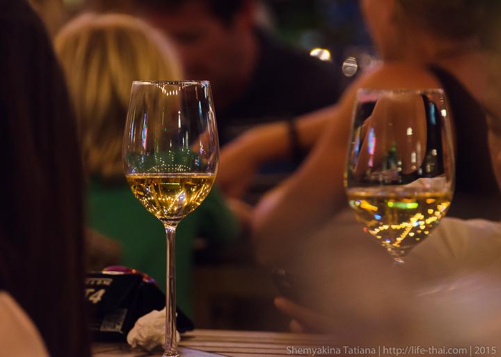Шампанское, Бангкок, Таиланд