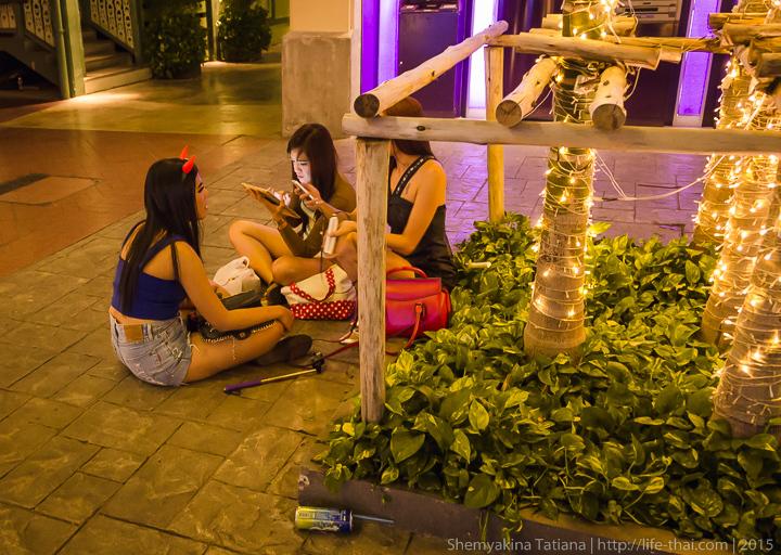 Новый год в Бангкоке, Таиланд