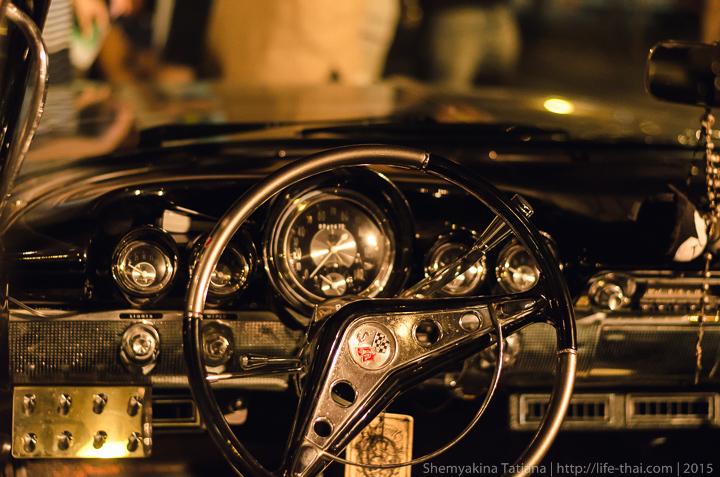 Машина, Родфаи маркет, Бангкок