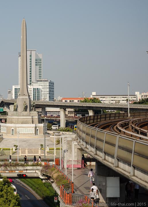 Бангкок, BTS Victory Monument