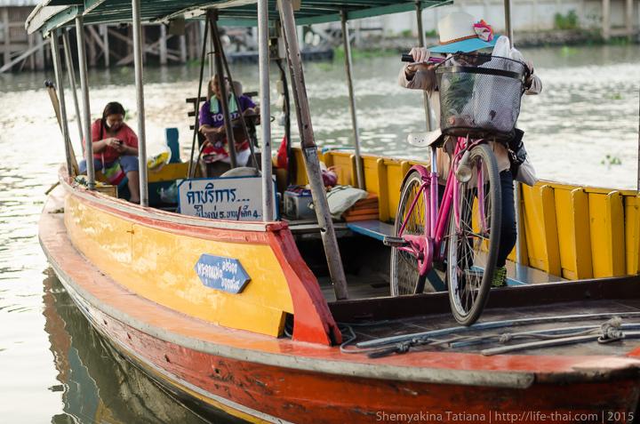 Паром, Аюттайя, Таиланд