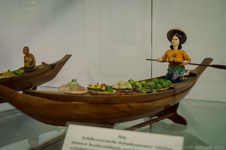 Музей истории лодок Таиланда