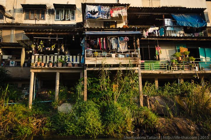 Балконы, Аюттайя, Таиланд