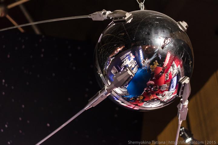 Первый искусстенный спутник Земли