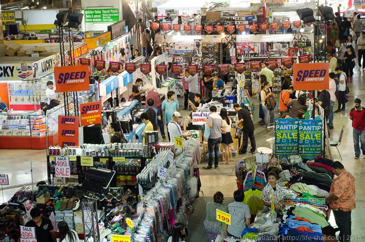 Pantip , Бангкок, Таиланд