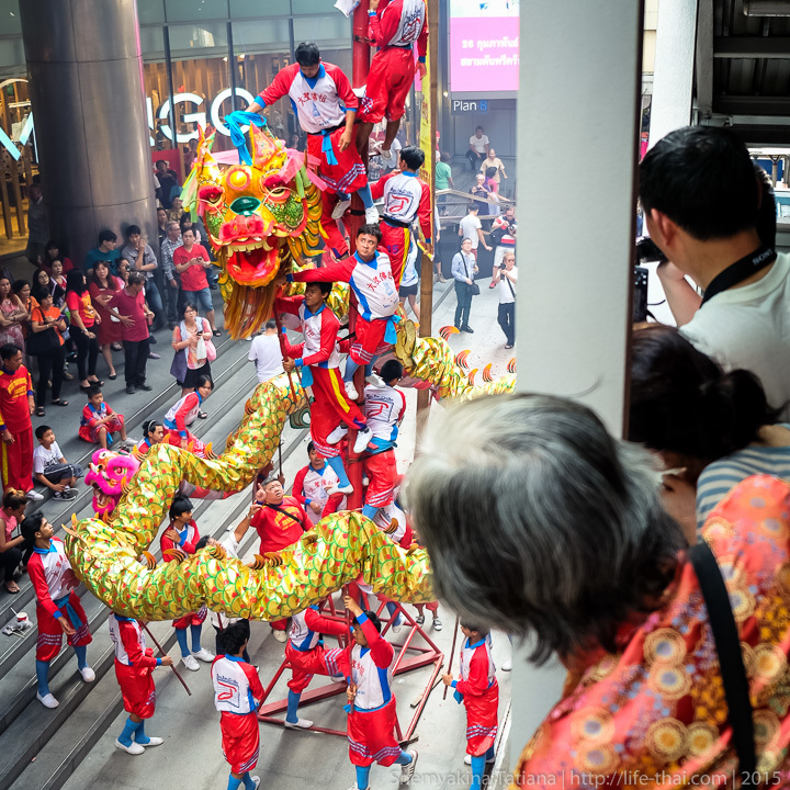 Китайский новый год, традиции