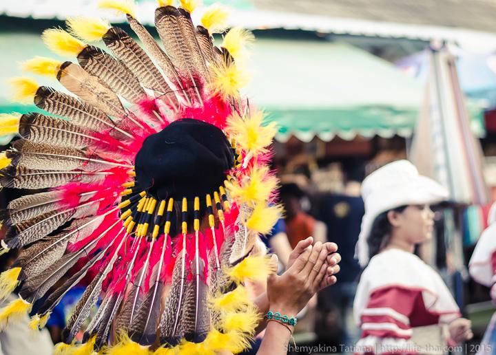 рынок Чатучак, Бангкок, Таиланд