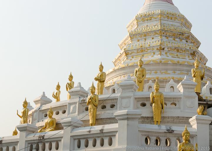 Буддийский храм, Бангкок, Таиланд