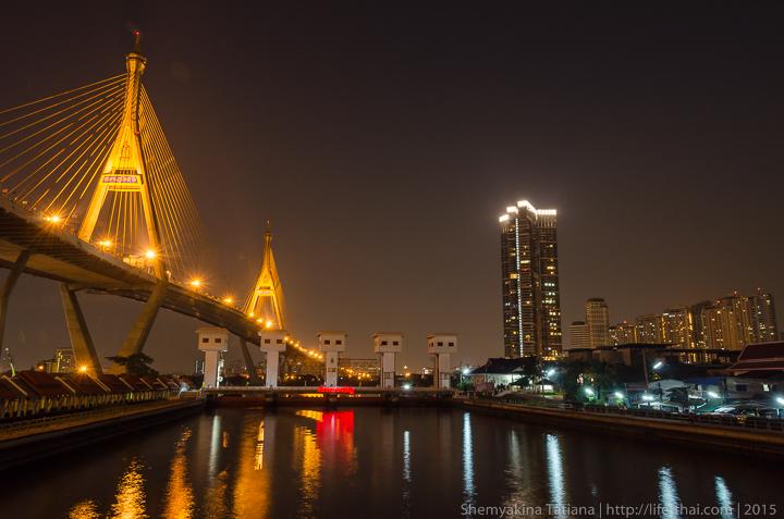 Мега мост, Бангкок, Таиланд