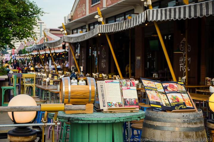 Колесо обозрения Asiatique, Бангкок, Таиланд