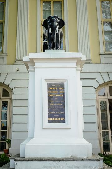 Памятник Королю Сиама, Сингапур
