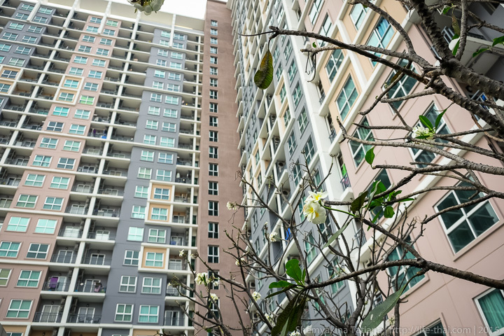 Жильё в Бангкоке, найденное через airbnb