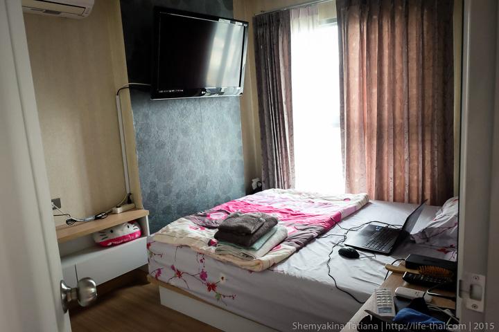 Наша квартира в Бангкоке