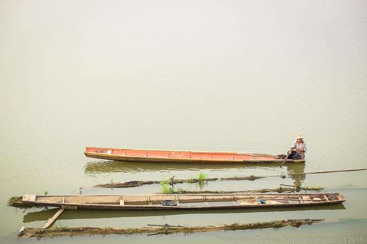 Рыбак, Вьентьян, Лаос