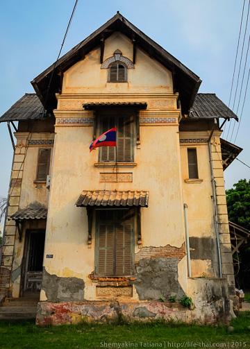 Колониальный Вьентьян, Лаос