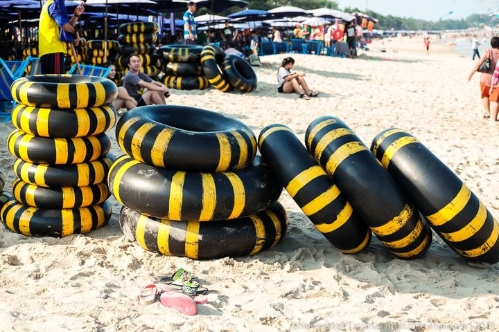 Ча-ам, пляж, Таиланд