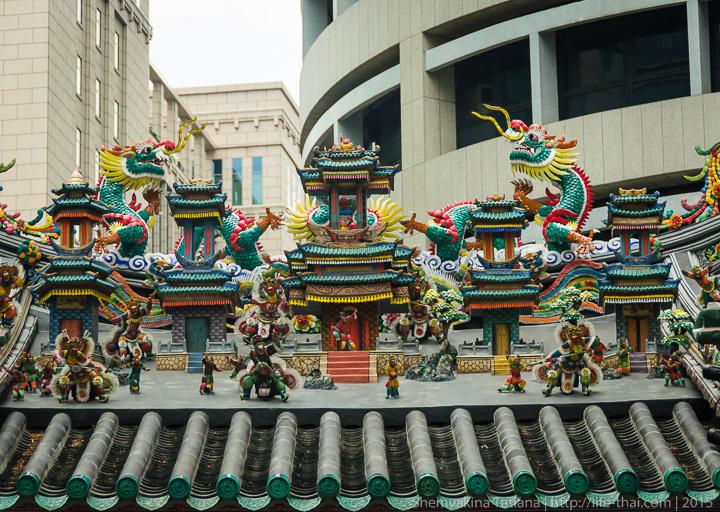 Китайский храм, Сингапур
