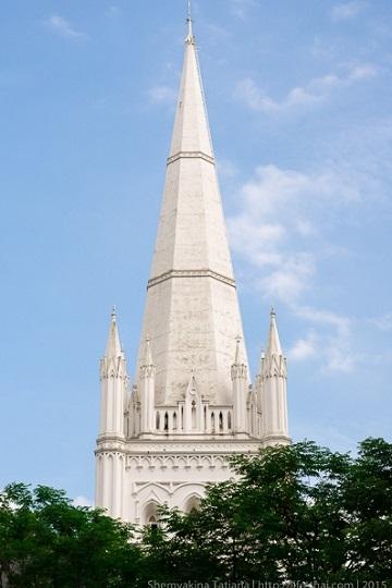 Кафедральный собор, Сингапур