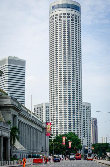 Вавилонская башня, Сингапур