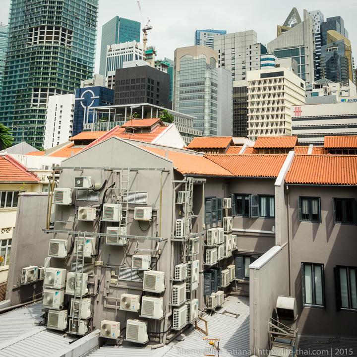 Китайский квартал, Чайнатаун, Сингапур